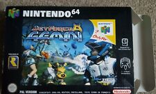 Jet Force Gemini : Nintendo 64 N64 - Boxed with instructions.