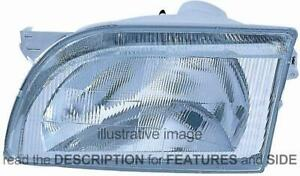 LHD Headlight Ford Transit 1991-1995 Right Side LD:054530111000 712754