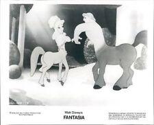 FANTASIA ORIGINAL DISNEY 1981 PHOTO RARE