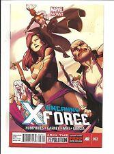 UNCANNY X FORCE # 2 (Marvel Now! - APR 2013), NM