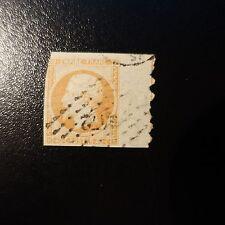 Napoléon N° 16c Net Surround Signed Calves Obliteration Lpc 472 Value