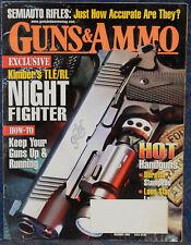 Magazine GUNS & AMMO December 2003 !!! MARLIN Model 1893  Lever Action RIFLE !!!