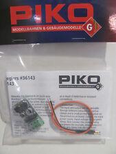 PIKO G 36143 Festspannungsregler für 5V Rauchgeneratoren für PIKO, LGB
