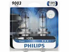 For 1992-2003 Honda Civic Headlight Bulb High Beam and Low Beam Philips 96633TC