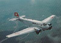 Junkers Ju-52 Deutschland 1939 Swiss Transport Museum Tante JU