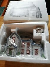 "Department 56. New England Village. ""Pennsylvania Dutch Farmhouse"". New"