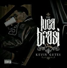 "KEVIN GATES  - ""LUCA BRASI PT 1"" (OFFICIAL MIXTAPE) MIX CD.. HOT!!!"