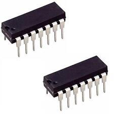 série 74 logique 4x 74S86 Quad 2-Input XOR SN74S86 DIP14