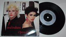 AND INDIANS, OPERA OF LOVE*LIFE IN LUTON, 1984 ARC 001, SCARSE POP SYNTH, EX/M-