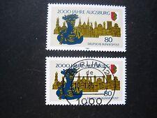 Bund,BRD  MiNr. 1234 postfrisch & Ersttag Berlin gestempelt (W 715)