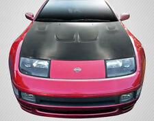 For 1990-1996 Nissan 300ZX Carbon Creations DriTech Type B Hood 112960