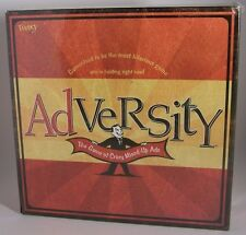 Adversity The Game Of Crazy Mixed-Up Ads 2003 New Adult Board Game Fundex