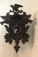 More details for antique cuckoo clock
