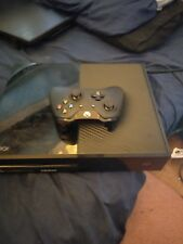 Microsoft Xbox One Black 500 MB Console