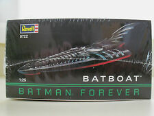 "REVELL ""BATMAN FOREVER"" BATBOAT 1/25 SCALE MODEL KIT (SEALED)"
