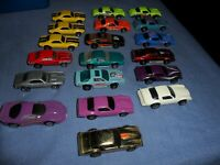 19 CAR LOT VINTAGE 1980'S & 1990'S ALL CAMARO 1/64 SCALE HOT WHEELS Z28 1967
