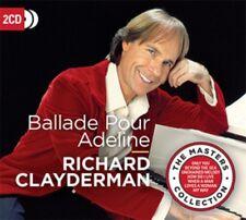 Richard Clayderman - Ballade Pour Adeline - New 2CD Album  - Pre Order - 27/6