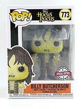 FUNKO POP! MOVIES: HOCUS POCUS - BILLY BUTCHERSON SPEC ED #773 *UK STOCK*