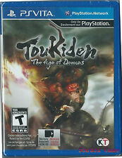 Toukiden US English Version PSV PSVita NEW