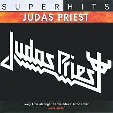 Super Hits by Judas Priest (CD, Oct-2007, Sony CMG) BRAND NEW SEALED
