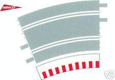 Ninco 10211 6 x borde interior rayas curva 4-nuevo/en el embalaje original