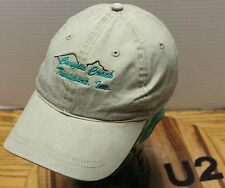 CANYON CREEK TRANSPORT INC HAT TAN STRAPBACK ADJUSTABLE IN VERY GOOD COND    U2
