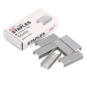 2 Box (1000pcs) Heavy Duty 10mm Staples for use with Heavy Duty Staples Guns