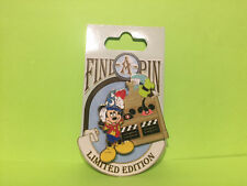 Disney Find A Pin Series 2008 - Mickey Mouse January  LE 1000 Minnie Donald