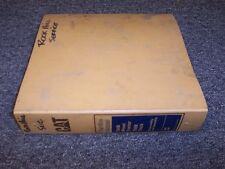 Caterpillar Cat 784B 785B Wheel Tractor Service Repair Manual 784 785 B