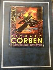 Richard Corben Collector Cards by Comic Images, Set of 86 cards in binder, 1993