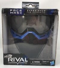 Nerf Rival Precision Battling Team Blue Face Mask