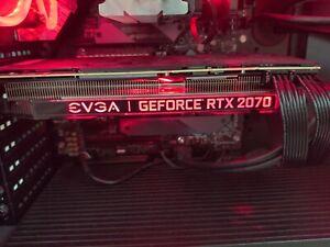 EVGA GeForce RTX 2070 8GB GDDR6 Graphics Card (08GP43173KR)