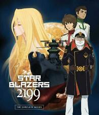 Star Blazers: Space Battleship Yamato 2199 - The Complete Series New Blu-Ray Dis