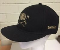 Oakheart Spiced Rum Black Cap Hat Snapback Barrel Emblem