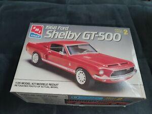 1968 Ford Shelby Model Kit