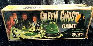 GREEN GHOST GAME Transogram (Australia) 1965 VG/EXC condition 99% complete RARE