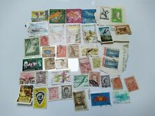 Stamps collection From South And Central America's And Islands