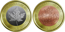TRI-METAL Security Test Token Royal Canadian Mint 2018 Research and Development