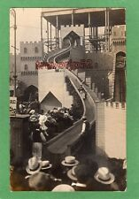 More details for crystal palace fairground slide rp pc used 1911 russell & sons ref m595