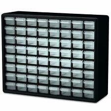 Akro-Mils 10164 64 Drawer Plastic Parts Storage Hardware Craft Cabinet New Mp