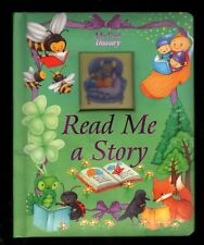 My First Treasury:  Read Me a Story - Padded Board Book - Lovely Art - NEW  MINT