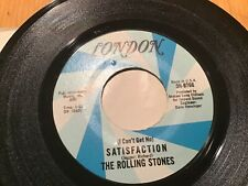 "The Rolling Stones - Satisfaction 7"" Single London records USA Press EX"