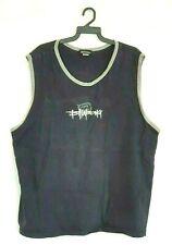 BILLABONG short Tee T-shirt Size Sz EUR XXL 2XL Color Black 100% cotton