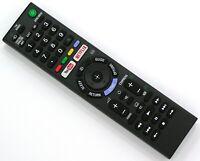 Ersatz Fernbedienung für Sony TV | KD55XE7093 | KD-55XE7093 | KD55XE7096 |