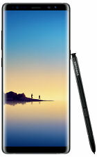 SAMSUNG GALAXY NOTE 8 N950U BLACK 64GB UNLOCKED T-MOBILE-AT&T 4G LTE  BRAND NEW