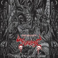 THE SATAN'S SCOURGE - Threads Of Subconscious Torment - CD - DEATH/ BLACK