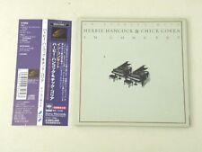 HERBIE HANCOCK & CHICK COREA - IN CONCERT - SRCS9346~7 JAPAN MINI-LP CD w/OBI VR