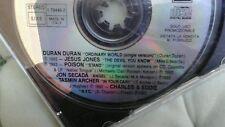 COMPILATION - PROMO EMI FOR RADIO ( DURAN DURAN POISON JESUS JONES...). CD