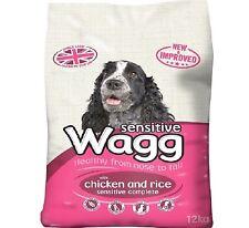 Wagg Dog Food Sensitive Dry Mix 12kg 12 Kg