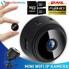 Mini IP Kamera HD 1080P Überwachungskamera Wireless Wifi Wlan Nachtsicht Camera